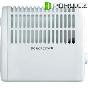 Přímotop s ochranou proti zamrznutí, HCV-0507, 500 W, bílá/šedá