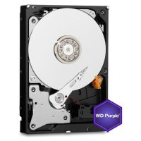 HDD 4TB WD40PURX Purple 64MB SATAIII IntelliP.3RZ