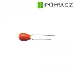 Tantalový kondenzátor 2.5 mm 0,1 µF 35 V/DC 10 %