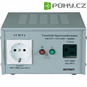 Předřadný transformátor VOLTCRAFT AT-50