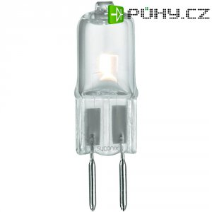 Halogenová žárovka Sygonix, G6.35, 16 W, 41 mm, stmívatelná, teplá bílá