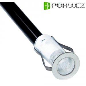 Sada vestavných LED svítidel Brilliant Cosa 15, bílé světlo, nerez (G03090/82)