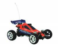 RC model auto 1:64 Micro Buggy červené