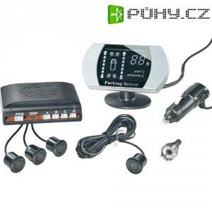 Parkovací systém s LCD displejem, SB368E-4, bezdrátový