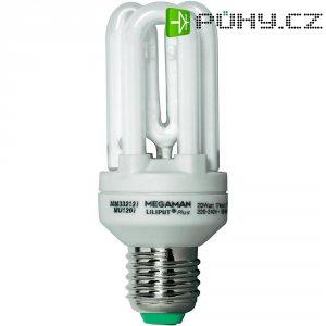 Úsporná žárovka trubková Megaman Liliput Plus E27, 20 W, super teplá bílá