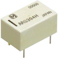 Vysokofrekvenční relé Panasonic ARS1412, 12 V/DC, monostabilní