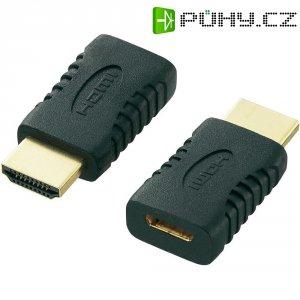 HDMI adaptér A na HDMI Mini Typ C