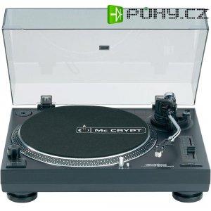 DJ/USB gramofon Mc Crypt DJ-2650 D
