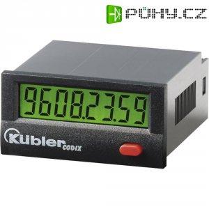 LCD počitadlo provozních hodin Kübler Codix 135 HB