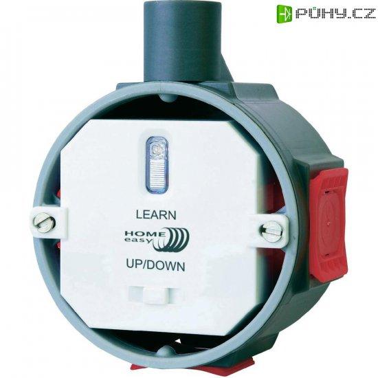 Bezdrátový vestavný přijímač ovládání žaluzií Home Easy, HE889, 1kanálový, 50 m - Kliknutím na obrázek zavřete