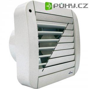 Vestavný ventilátor Eco-Matic 100 mm, 230 V, 90 m3/h, 15,5 cm