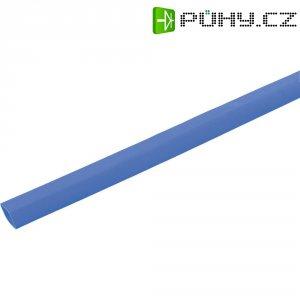 Smršťovací bužírka 9/3 mm, modrá