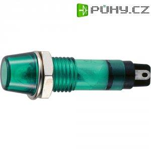 Standardní signálka Sedeco B-403, zelená, 24RM 2,5, zelená