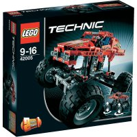 Monstertruck LEGO TECHNIC 42005