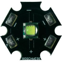 HighPower LED, Star-W5000-10-00-00, 1500 mA, 3,1 V, neutrálně bílá
