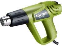 Horkovzdušná pistole, 200W, EXTOL CRAFT? 411023