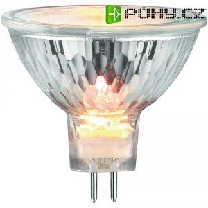 Halogenová žárovka Sygonix, GU5.3, 28 W, 51 mm, stmívatelná, teplá bílá