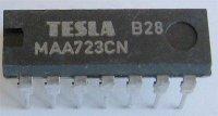 MAA723CN stabil.+2-37V/0,15A DIL14