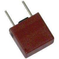 Miniaturní pojistka ESKA pomalá 883108, 250 V, 125 mA, 8,35 x 4 x 7.7 mm