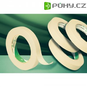 Lepicí páska papírová bílá-šedá 2321 (25 mm x 50 m) 3M