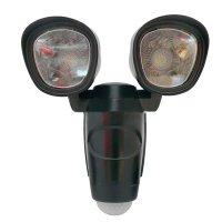 Svítidlo LED - reflektor s PIR čidlem, nástěnné, 2x3W