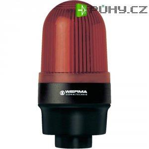 Trvalé světlo Werma, 219.100.00, 12 - 240 V/AC/DC, IP65, červená