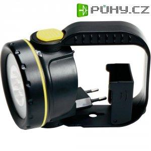 Kempinogé LED svítidlo Ampercell AM500, černá/žlutá