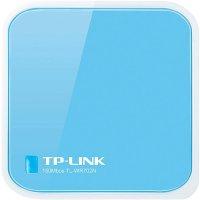 Bezdrátový nano router TP-LINK TL-WR702N, 150Mb/s