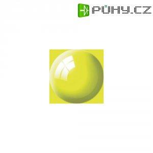 Airbrush barva Revell Aqua Color, 18 ml, žlutá lesklá