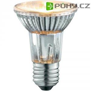 Halogenová žárovka Sygonix, 230 V, 50 W, E27, Ø 65 mm, stmívatelná, teplá bílá, 2 ks