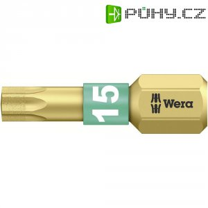 Bit Wera TORX BiTorsion 05 066102 001, šestihran, T 15, 25 mm
