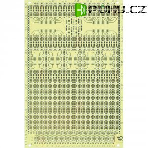 Laboratorní deska WR Rademacher VK C-1120-EP, 160 x 100 x 1,5 m, EP