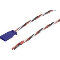 Kabel se zdířkou Futaba, Modelcraft, 0,50 mm², 300 mm