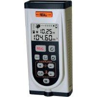 Ultrazvukový měřič vzdálenosti Laserliner MeterMaster Laser Pro, rozsah měření (max.) 18 m