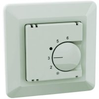 Pokojový termostat rozepínací Ehmann 6060c0200, 5 až 30 °C, bílá