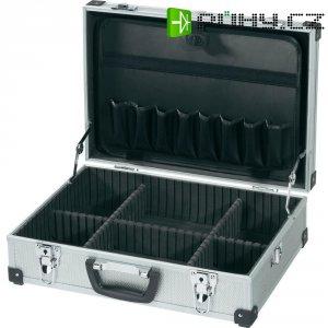 Univerzální kufr na nářadí TOOLCRAFT 815085 (d x š x v) 425 x 305 x 135 mm, hliník