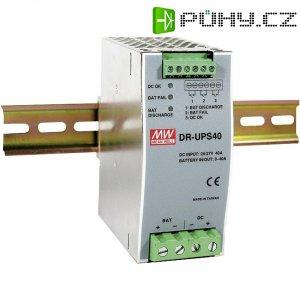 Síťový zdroj na DIN lištu Mean Well DR-UPS40, 24 V/DC, 2 A