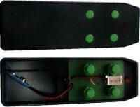 Dálkové ovládání-vysílač 4kanál s velkým dosahem