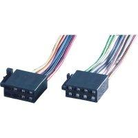 ISO adaptér pro připojení autorádia AIV 41C970, 2 ks