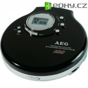 Osobní CD přehrávač AEG CDP 4212, MP3