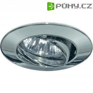 Vestavné svítidlo Paulmann Premium Line 5777, 12 V, 35 W, GU4, chrom