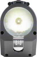 Akumulátorový ruční LED reflektor IVT PL-830.03.Li, 3 W, tmavě modrá