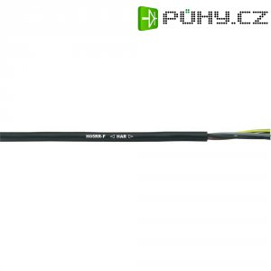 Gumový kabel LappKabel H05RR-F, 3G 1,5 mm², černá