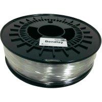 Náplň pro 3D tiskárnu, German RepRap 100263, Bendlay plast, 1,75 mm, 750 g, přírodní