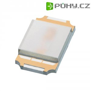 SMD LED ROHM Semiconductor, SML-P11MT-T86, 1 mA, 1,9 V, 50 °, 2,1 mcd, žlutozlená, SML-P11MT