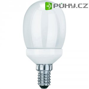 Úsporná žárovka kulatá Sygonix E14, 7 W, teplá bílá