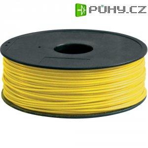 Náplň pro 3D tiskárnu, Renkforce PLA300Y1, PLA, 3 mm, 1 kg, zlutá