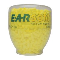 Špunty do uší EAR Soft One-Touch PD01002, 36 dB, 500 pár