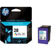 Cartridge HP C8728AE (28), cyanová/magenta/žlutá