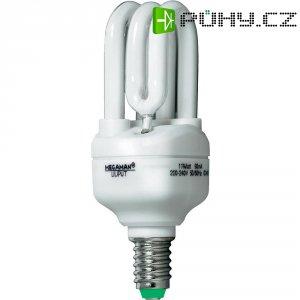 Úsporná žárovka trubková Megaman Liliput E14, 11 W, studená bílá